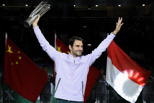 PODCAST: Roger Federer Crushed Nadal In Shanghai, But Year-End No.1 Might Be A Step Too Far