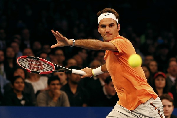Roger+Federer+BNP+Paribas+Showdown+QbzWB