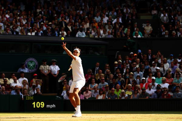 Wimbledon: Federer Is The Big Favourite To Win The Title