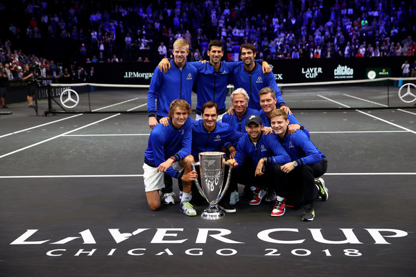 Laver Cup - Day 3
