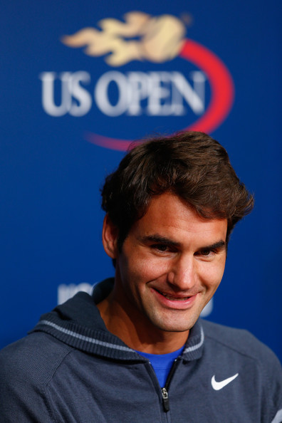 Roger+Federer+US+Open+Previews+ny6WcHVVi