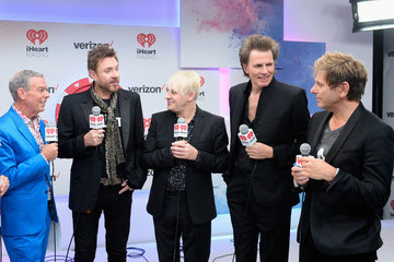 Roger Taylor 2015 iHeartRadio Music Festival - Night 1 - Backstage