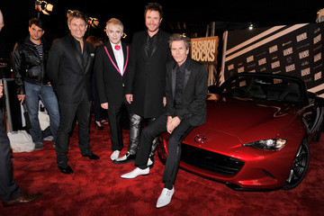 Roger Taylor LG And Mazda At Fashion Rocks 2014 - Arrivals