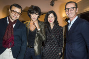 Ines de la Fressange and Bruno Frisoni Photos Photo