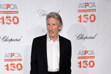 Roger Waters ASPCA Hosts 19th Annual Bergh Ball Honoring Drew Barrymore, Hosted By Nathan Lane With Music By Mark Ronson - Arrivals