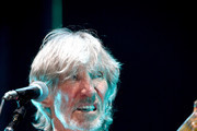 Musician Roger Waters performs during his Us + Them Tour at Staples Center on June 20, 2017 in Los Angeles, California.
