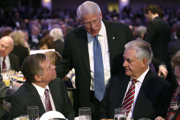Roger Wicker Trump Attends National Prayer Breakfast