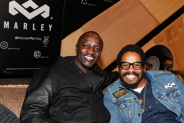 Rohan Marley CES 2017 At House Of Marley