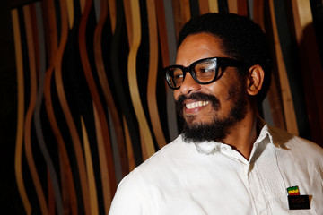 Rohan Marley CES 2016 at the House of Marley