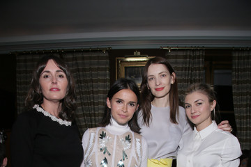 Roksanda Ilincic Julia Restoin Roitfeld And Motilo Host Paris Fashion Week Dinner