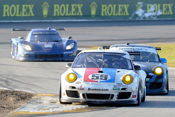 Hurley Haywood Rolex 24 At Daytona