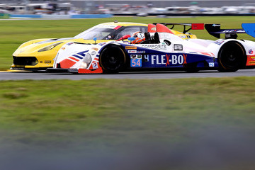 James Gue Rolex 24 Practice and Qualifying