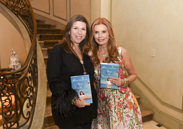 """""""Box of Butterflies"""" Book Party"""
