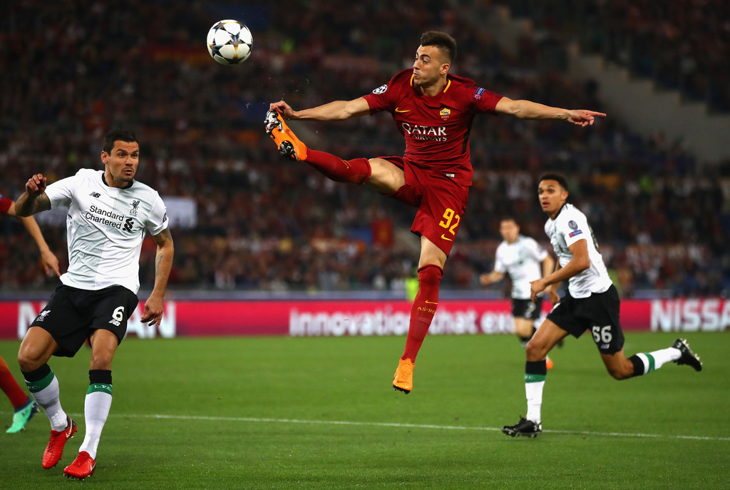 Stephan El Shaarawy Photos Photos - A.S. Roma Vs ...