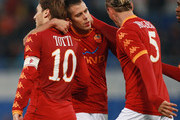 Philippe Mexes and Jeremy Menez Photos Photo