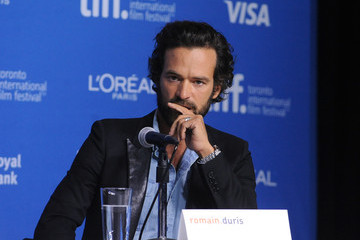 "Romain Duris ""The New Girlfriend"" Press Conference - 2014 Toronto International Film Festival"