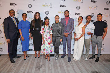 Rome Flynn 51st NAACP Image Awards Nomination Announcement