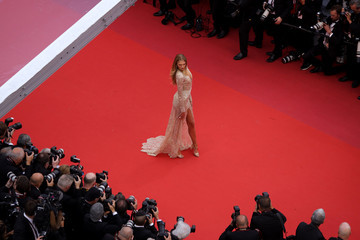 Romee Strijd 'The Dead Don't Die' & Opening Ceremony Red Carpet - The 72nd Annual Cannes Film Festival