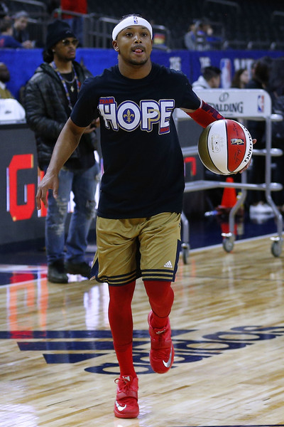 Romeo Miller Photos Photos - NBA All-Star Celebrity Game ...