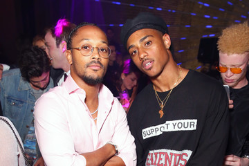Romeo Miller NYLON Young Hollywood Party At AVENUE Los Angeles