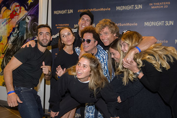 Romero Britto 'Midnight Sun' Talent Screening Introduction