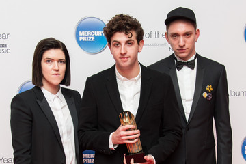 Romy Madley Croft Mercury Music Prize - Arrivals