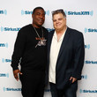 """Ron Bennington SiriusXM's Ron Bennington Hosts A """"Headliners"""" Event With Actor And Comedian Tracy Morgan"""