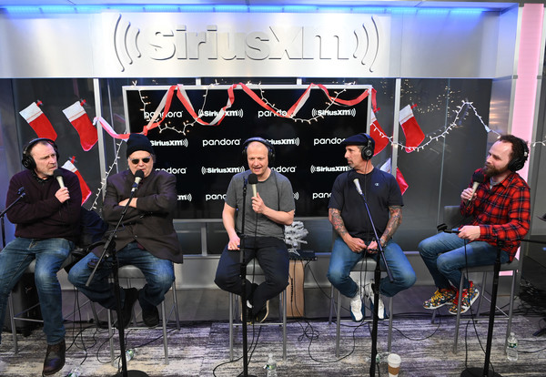 Jim Norton, Sam Roberts, Colin Quinn
