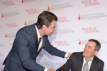 Ron Gold The Christopher & Dana Reeve Foundation Hosts 'A Magical Evening' Gala - Arrivals