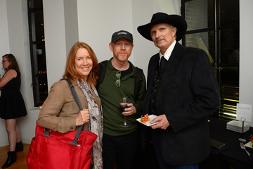 Ron Howard Cheryl Howard Private Screening and Q&A for Showtime Documentary Films' 'Prophet's Prey'