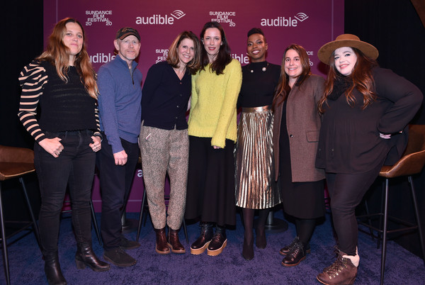 """""""How We Made It"""" Panel, Hosted By The Los Angeles Times At The Audible Speakeasy - 2020 Sundance Film Festival"""
