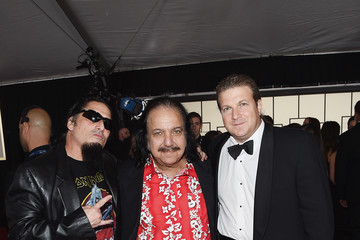 Ron Jeremy The 57th Annual GRAMMY Awards - Red Carpet