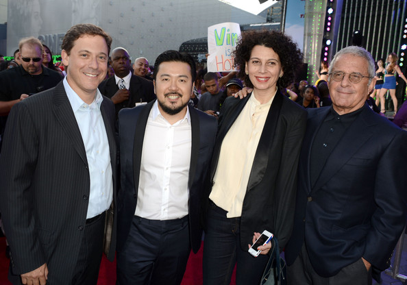 Ron Meyer and Donna Langley - 'Fast and Furious 6' Premieres in LA