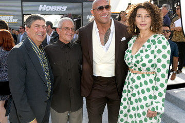 Ron Meyer Jeff Shell Premiere Of Universal Pictures' 'Fast And Furious Presents: Hobbs And Shaw'