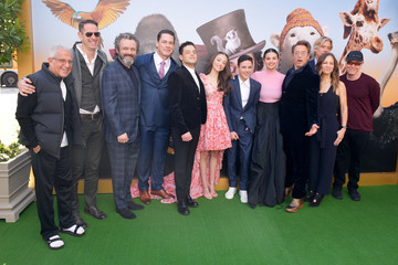 Ron Meyer Rami Malek Premiere Of Universal Pictures' 'Dolittle' - Red Carpet