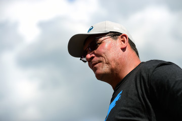 Ron Rivera Monster Energy NASCAR Cup Series Bank Of America Roval 400