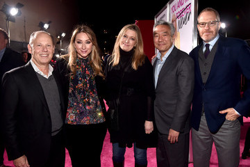 Ron Sanders Premiere Of Warner Bros. Pictures' 'Isn't It Romantic' - Red Carpet