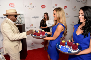 Ronald Isley The Grey Goose Lounge at the 141st Running of the Kentucky Derby
