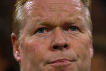 Ronald Koeman Netherlands vs. Peru - International Friendly