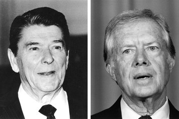 Ronald Reagan In Profile: 100 Years In US Presidential Races