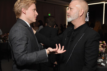 Ronan Farrow  ELLE's 25th Annual Women In Hollywood Celebration Presented By L'Oreal Paris, Hearts On Fire And CALVIN KLEIN - Moët & Chandon