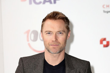Ronan Keating The Duchess of Cornwall Attends the Annual ICAP Charity Day