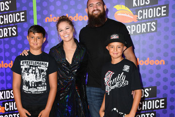 Ronda Rousey Nickelodeon Kids' Choice Sports 2018 - Arrivals