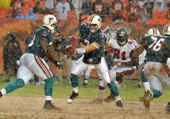 Tampa Bay Buccaneers v Miami Dolphins