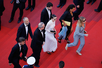 Rooney Mara Closing Ceremony Red Carpet Arrivals - The 70th Annual Cannes Film Festival