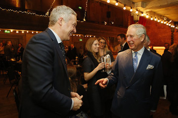 Rory Bremner The Prince of Wales & Duchess of Cornwall Visit Wilton's Music Hall