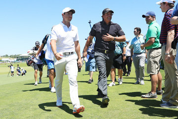 Rory McIlroy US Open - Round One