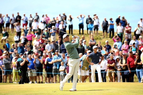 Dubai Duty Free Irish Open - Day One