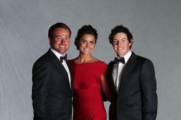 Rory McIlroy Graeme McDowell Ryder Cup European Team Couples Portraits