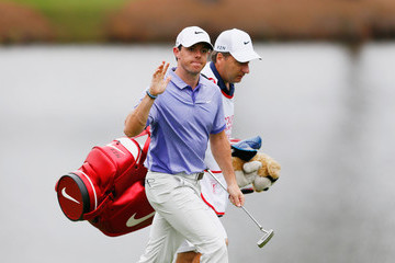 Rory McIlroy J-p Fitzgerald TOUR Championship by Coca-Cola - Final Round